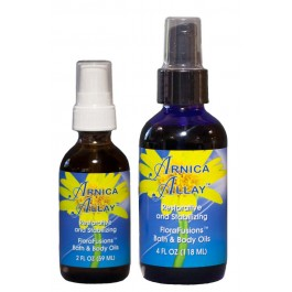 Arnica Allay: Choose 2-oz or 4-oz