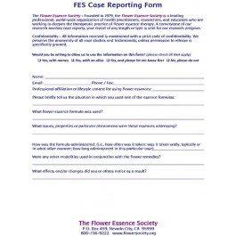 Case Reporting Form