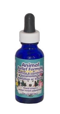 Animal Relief Formula 1oz. dropper bottle