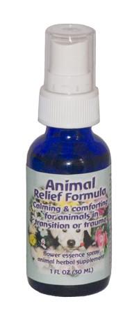 Animal Relief Formula 1oz. spray bottle
