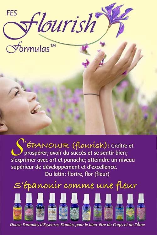 Flourish Formulas brochure - French