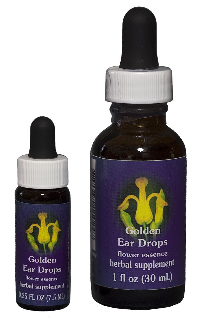 Golden Ear Drops