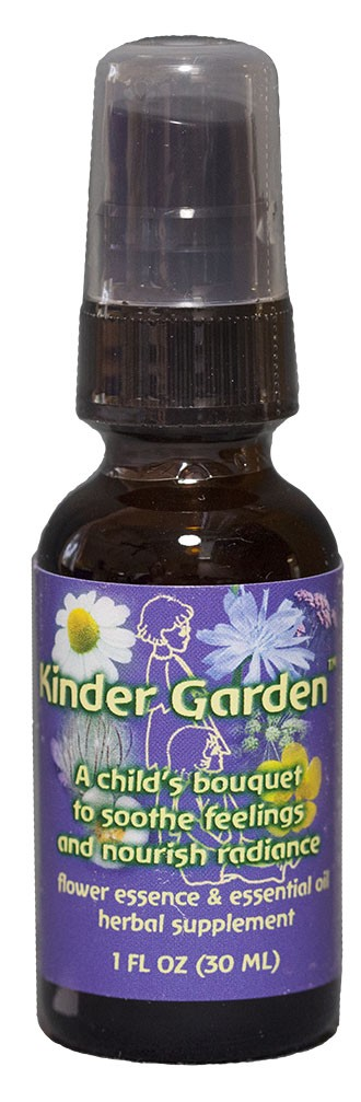 Kinder Garden 1 oz. Dosage spray bottle