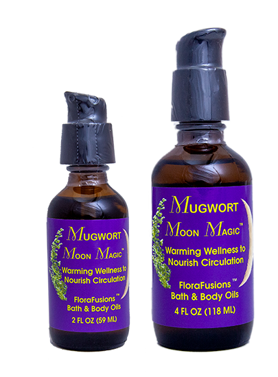 Mugwort Moon Magic: Choose 2-oz or 4-oz