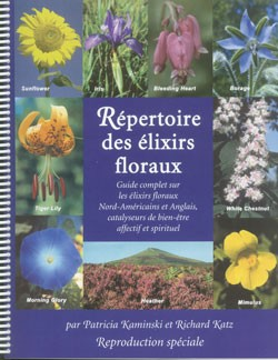 Repertoire des Elixirs Floraux