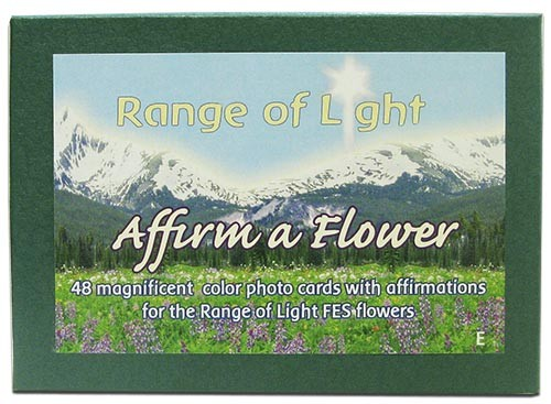 Affirm a Flower Range of Light flowers