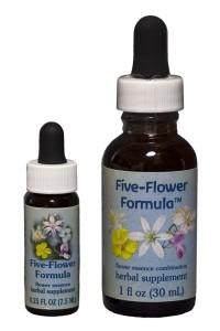 Five-Flower Formula Dropper Bottle