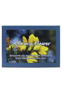 Affirm a Flower - Bach - English