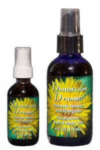 Dandelion Dynamo: Choose 2-oz or 4-oz