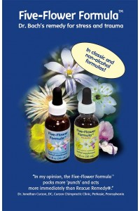 Five-Flower Formula brochure