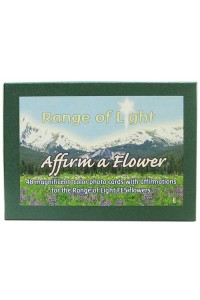 Affirm A Flower Range of Light- English
