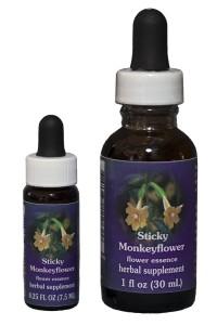 Sticky Monkeyflower