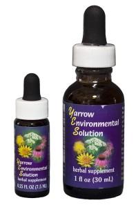 Yarrow Environmental Solution Dropper Bottle