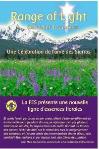 Range of Light brochure - French