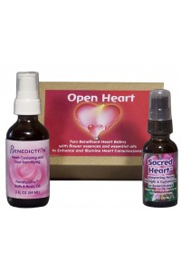 Open Heart Gift Set