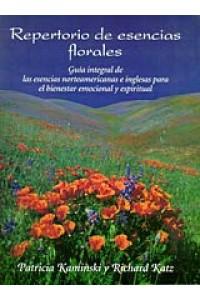 Repertorio de esencias florales